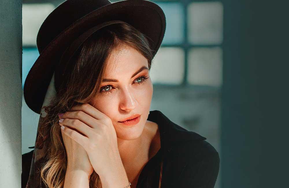 Ilus naine