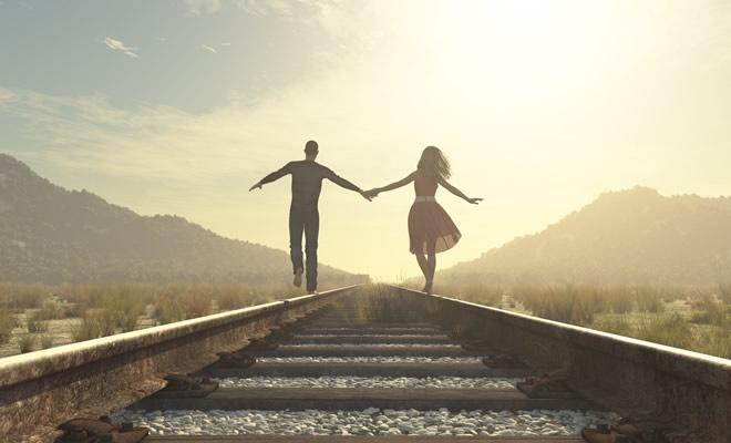 Armasuse valik: armas paarike teel