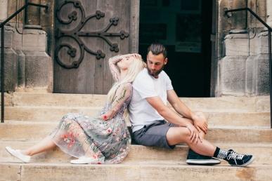 Sõbratsoonis mees ja naine