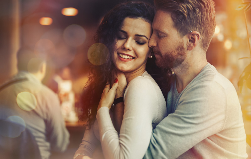 Armastus elus: armastav paarike koos