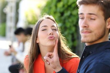 Naine tahab mehele musi anda