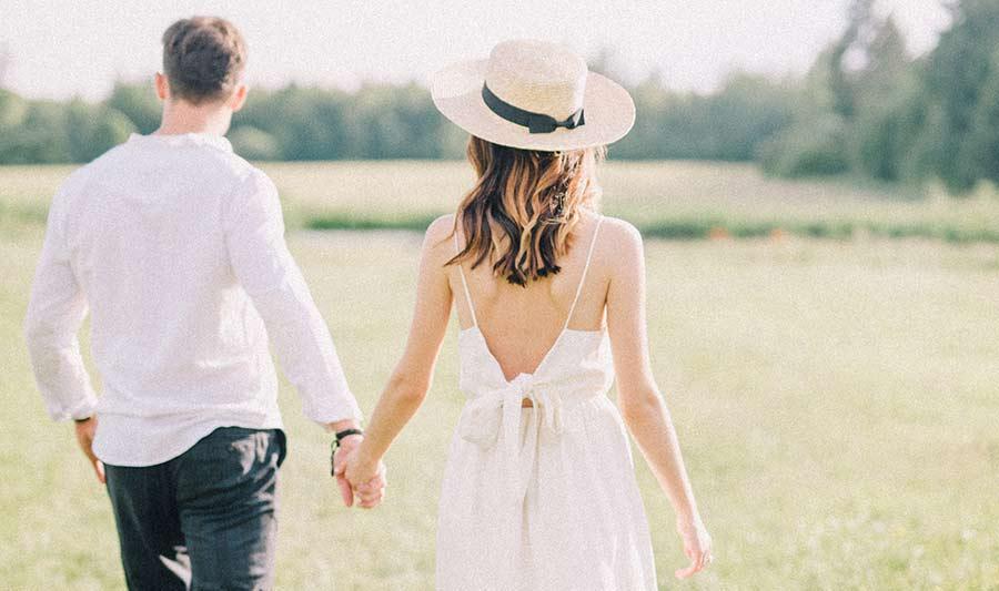 Jalutavad suvel koos