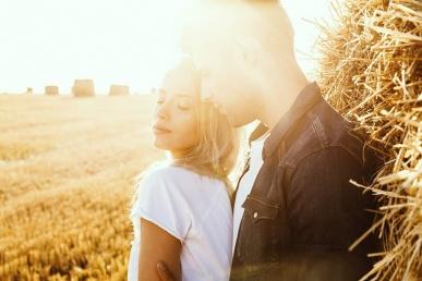 Armastust otsides - armas paarike suvel koos