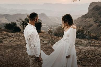 Abiellunud paar