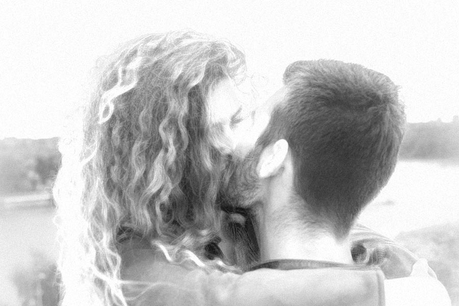 Suudlev paarike