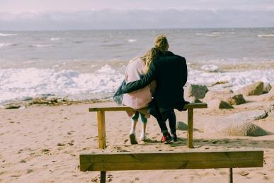 Armastus: Õige kaaslasega mererannas