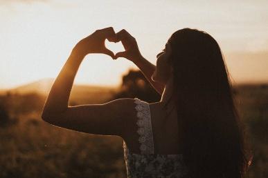 Naine südamega